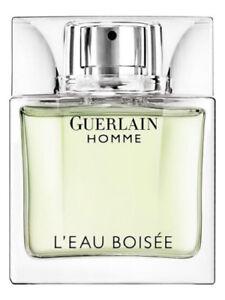 Guerlain L'Homme L'Eau Boisée Terre d`Hermes cologne  perfume