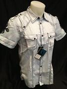 Men 3XL Shirt Button