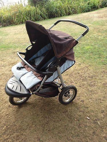 Mothercare Double Pushchair Ebay