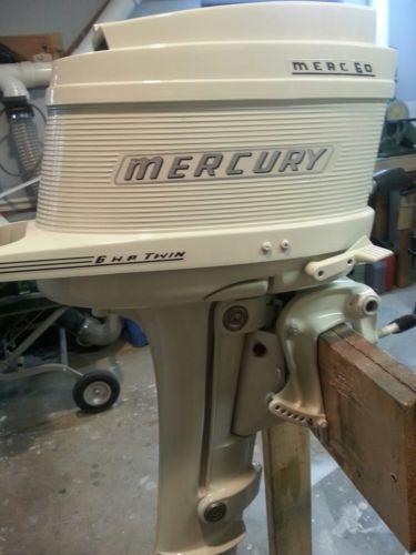 Motor Parts Vintage Mercury Outboard Motor Parts