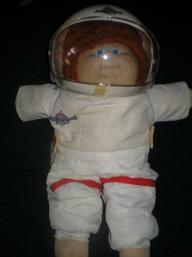 young astronauts cabbage patch doll - photo #44