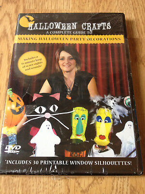 Halloween Party Decorations To Make (Halloween Crafts DVD Complete Guide to Making Party)