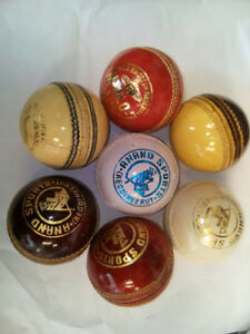 OFFICIAL CRICKET BALLS