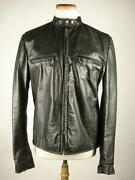 Brooks Leather Jacket