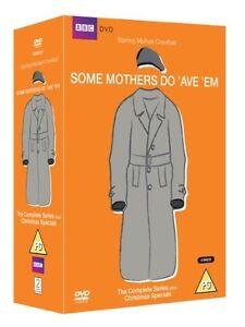 SOME MOTHERS DO 'AVE 'EM HAVE THEM  COMPLETE SEASON 1 2 3 + CHRISTMAS SPECIALS