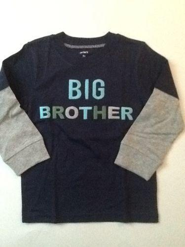 Carters Big Brother Shirt Ebay