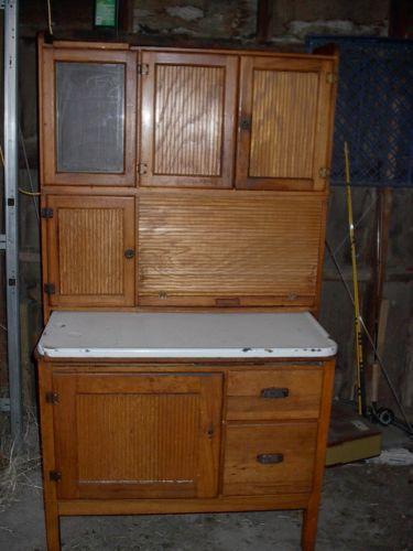 Antique Kitchen Hutch Ebay