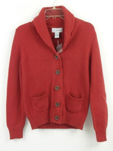 Red Cardigan: Sweaters | eBay