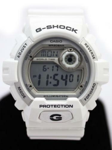 mens digital watches g shock ebay