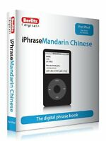 BERLITZ / DIGITAL iPHRASE MANDARIN / CD / 1 x /