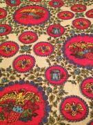 Antique Linen Fabric