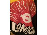 Tinie Tempah Disturbing London ladies sweatshirt - medium
