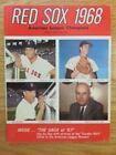 Boston Red Sox Baseball 1968 Vintage Yearbooks