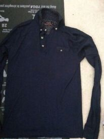 PIERRE CARDIN PARIS brand new mens long sleeve t-shirt size M !!! Bargain !!!