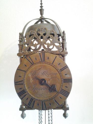 Lantern Clock Ebay