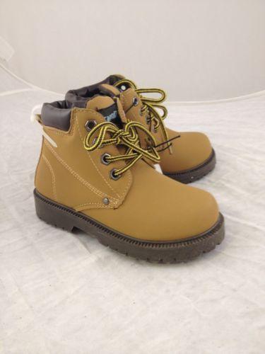 Boys Work Boots Ebay