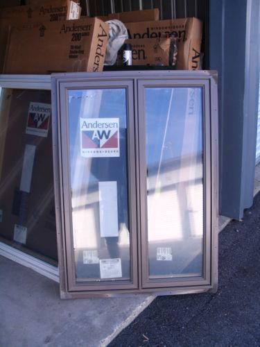 Anderson Awning Window