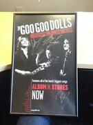 Goo Goo Dolls Signed