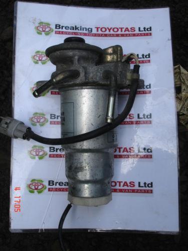 Toyota Corolla Accessories >> Toyota D4D Fuel Pump | eBay