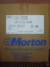 Morton Powder Coating Corvel Low Gloss Black 10-7200