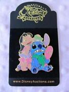 Disney Auction Stitch Pin
