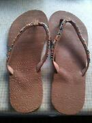 Ladies Flip Flops Size 7