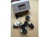 HONDA LEAD NHX 110 NHX110 IGNITION BARREL SWITCH 2008-2012 WITH SEAT LOCK