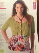 Ladies Summer Knitting Patterns