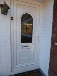 Upvc Arched Door