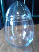 Antique Glass Apothecary Jar