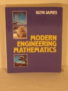 Modern Engineering Mathematics-Prof Glyn James