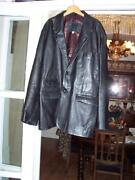 Mens Leather Jacket 48