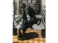 Headless Horseman Statue Halloween Fall Home Decor tkmaxx homesense