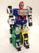 Power Rangers Turbo Megazord