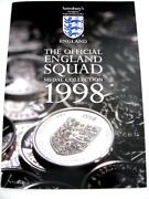 England Medal Collection 1998