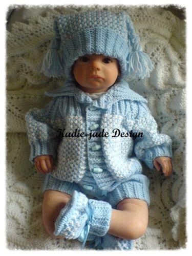 Boys Knitting Patterns Ebay