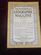 National Geographic 1926