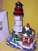 Dept 56 Christmas Cove Lighthouse