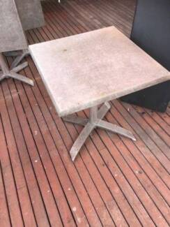 outdoor table commercial grade