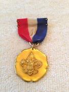 Boy Scout Medals