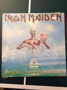 Iron Maiden Seventh Son LP