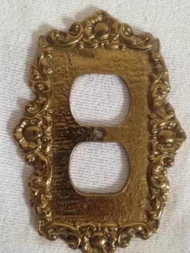 Brass Light Switch Cover Ebay