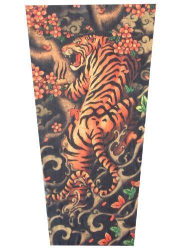 Tiger temporary tattoos ebay for Wash off temporary tattoos