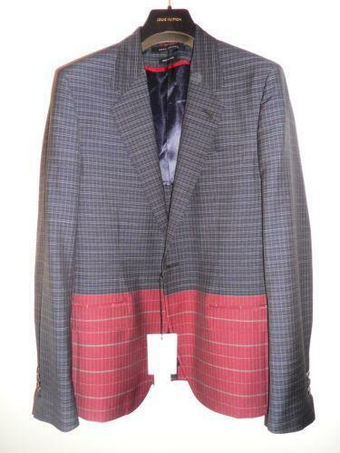 Blue Plaid Sport Coat Ebay