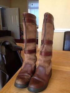 Ladies Dubarry Boots