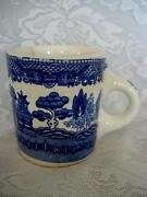 Blue Willow Mug