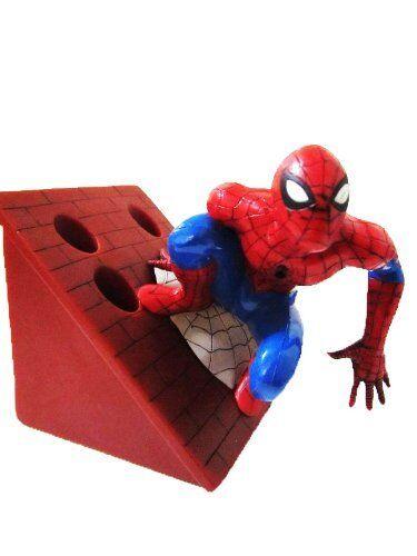 Spiderman Tooth Brush Holder