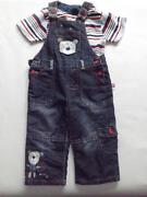 Boys Dungarees 12-18 Months