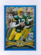 2012 Topps Chrome Aaron Rodgers
