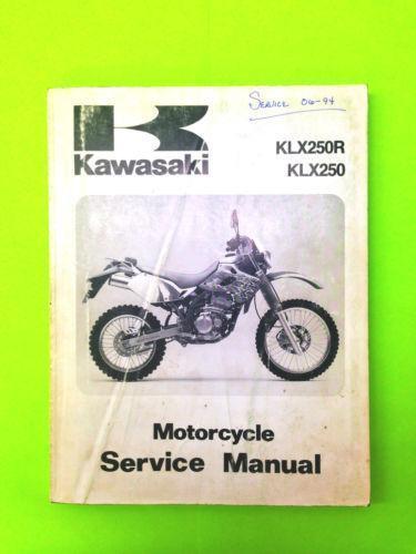 Kawasaki Z S Owners Manual